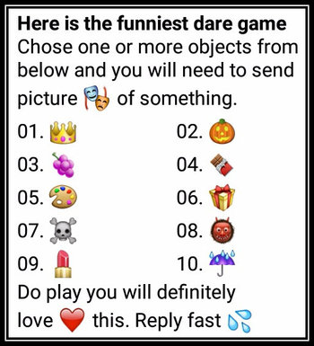 Here Is The Funniest Dare Game Jokes Puzzles Whatsapp Game Jok9 Com