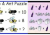 Bee and Ant puzzle answer
