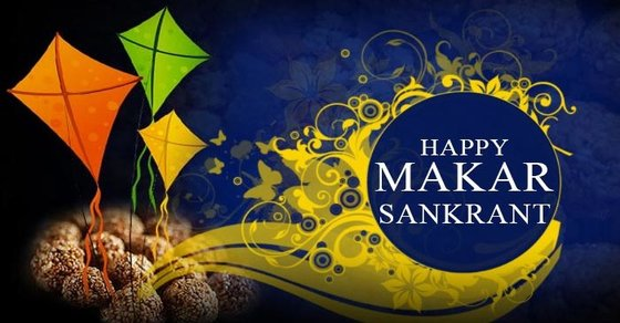 Makar Sankranti Greetings in Hindi and English