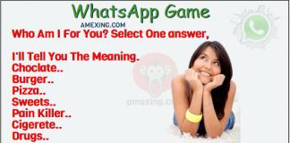 Whatsapp Dare Game
