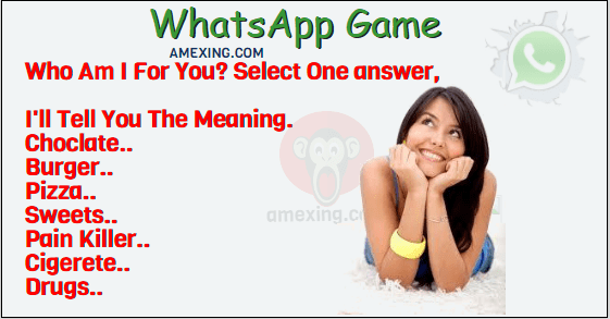 Whatsapp Dare Game
