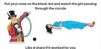 try this magic