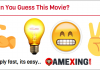 Can You Guess this movie