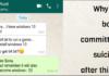 Girls funny chat on whatsapp