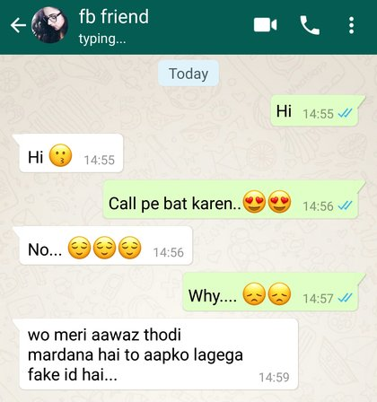 chat for fun
