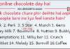 Aaj online chocolate day hai